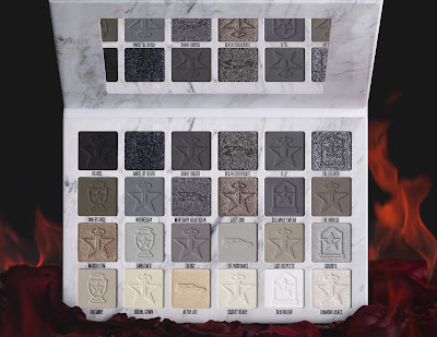 Jeffree Star Cosmetics  Cremated Paleta drama