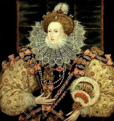"""Biografi Ratu Elizabeth I        Elizabeth lahir tahun 1533 di Greenwich, Inggris. Ayahnya, Raja Henry VIII, perintis babak pembaharuan Inggris. Ibunya, Anne Boleyn, adalah istri kedua Henry. Anne dipenggal kepalanya hingga menggelinding bagai sebutir nyiur tahun 1536 dan beberapa bulan kemudian parlemen keluarkan pengumuman bahwa Elizabeth yang waktu itu berumur tiga tahun sebagai """"anak sundal."""" (Ini merupakan sikap umumnya kaum Katolik Inggris yang tidak menganggap sah perceraian Henry dengan istri pertamanya). Meski ada kutukan parlemen, Elizabeth dibesarkan dalam rumah tangga kerajaan dan peroleh pendidikan baik.  Henry VIII tutup usia tahun 1547 tatkala umur Elizabeth tiga belas tahun. Sebelas tahun sesudah itu tidak ada penguasa Inggris yang bisa dianggap berhasil. Edward VI, saudara tiri Elizabeth naik tahta antara tahun 1547 sampai 1553. Di bawah pemerintahannya, kentara sekali politik pro Protestannya. Ratu Mary I memerintah lima tahun sesudah itu mendukung supremasi kepausan dan pengokohan kembali Katolik Romawi. Selama pemerintahannya kaum Protestan Inggris diuber-uber dan ditindas, bahkan sekitar tiga ratus pemeluknya dihukum mati. (Ini menyebabkan ratu dapat julukan tak sedap: """"Mary yang berdarah."""" Elizabeth sendiri ditahan dan disekap di Menara London. Kendati akhirnya dibebaskan, hidupnya dalam beberapa waktu berada dalam ancaman bahaya. Tatkala Mary"""