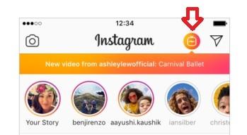 Instagram IGTV app