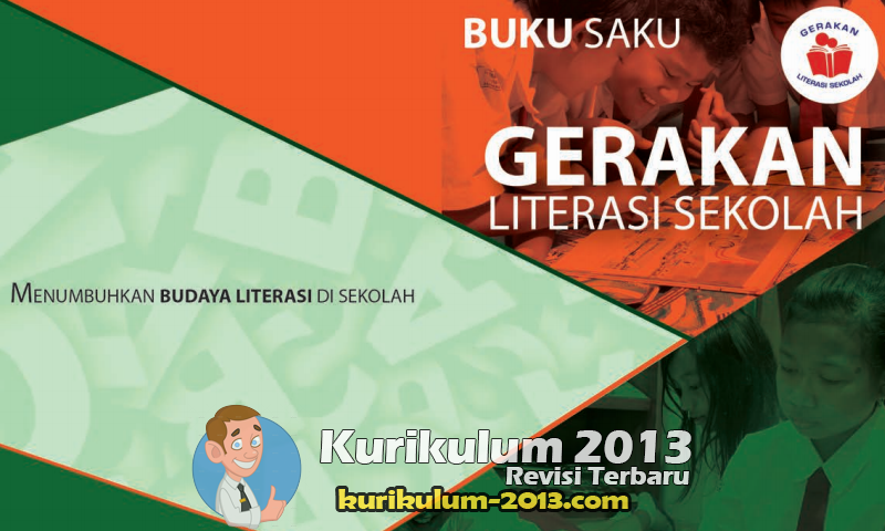 Download Buku Saku Gerakan Literasi Sekolah PDF Ditjen Dikdasmen Kemendikbud
