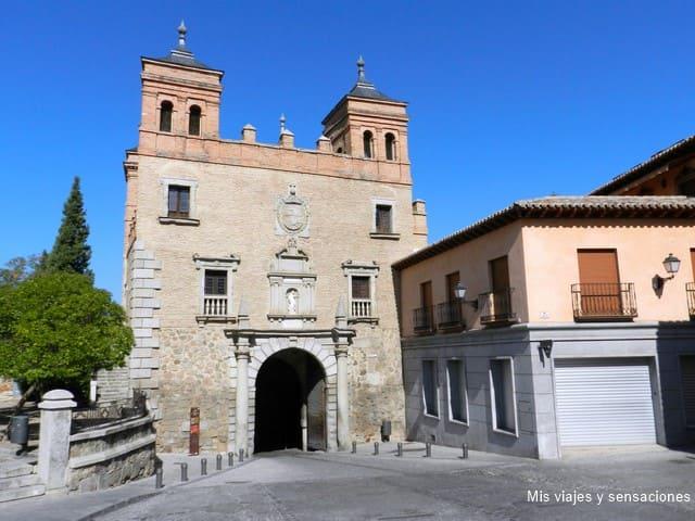 Puerta del Cambrón, barrio judío de Toledo