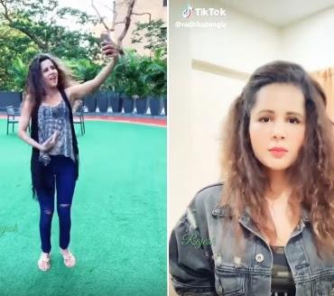Radhika Bangia, Tiktok, entertainment, female