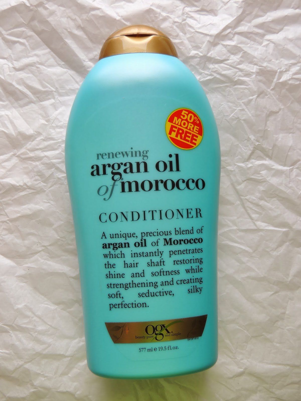 Brittany's Secret: REVIEW: OGX Renewing Argan Oil of