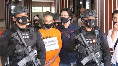 17 Adegan Rekonstruksi Percobaan Pembunuhan Syech Ali Jaber Digelar