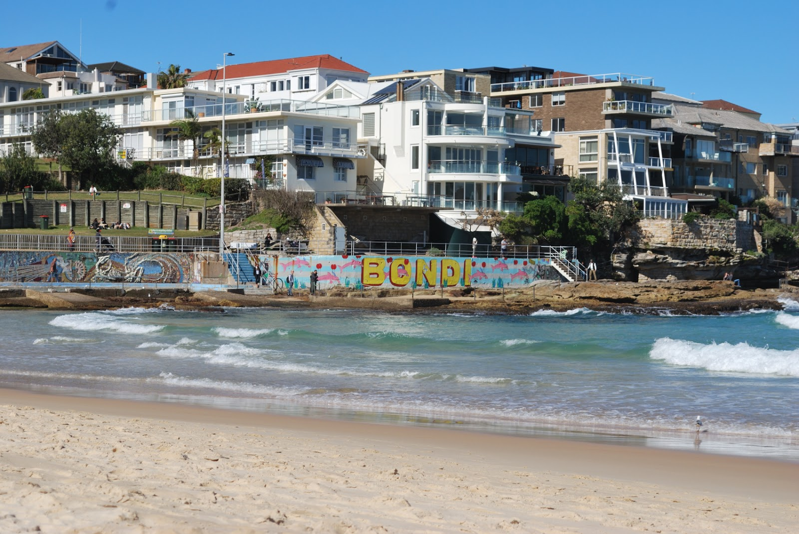 bondi beach sydney australia