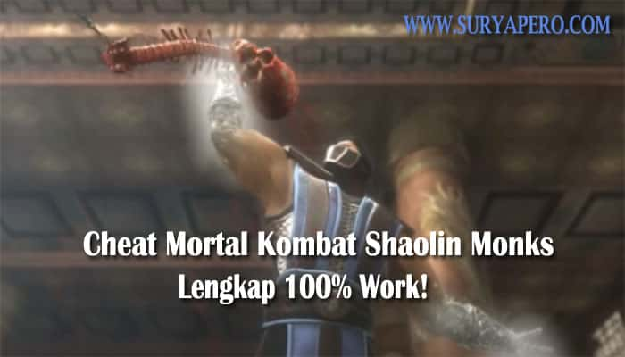 cheat fatality mortal kombat shaolin monks ps2 lengkap