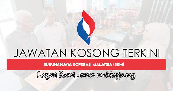 Jawatan Kosong Terkini 2020 di Suruhanjaya Koperasi Malaysia (SKM)