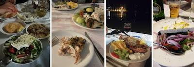 Griechische Urlaubsküche - Essen gehen