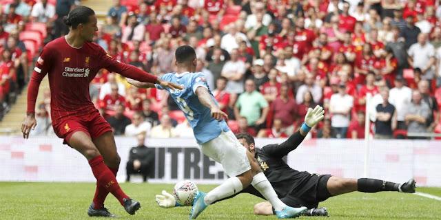 Van Dijk is now considered not as good as Sergio Ramos