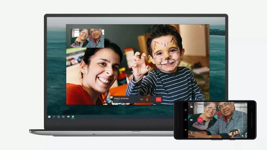 كيفية إجراء مكالمات WhatsApp الصوتية / المرئية من جهاز كمبيوتر يعمل بنظام Windows و Mac