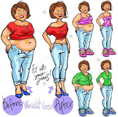 femme qui a perdu du poids dans son jeans