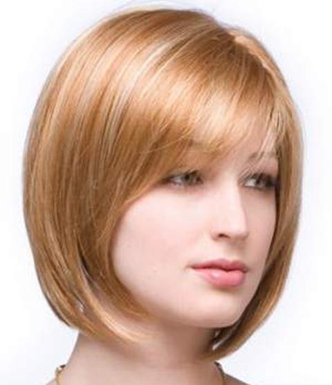 model rambut bob layer orang gemuk