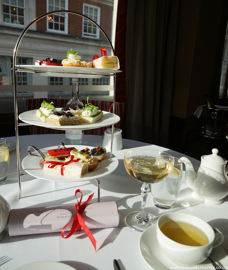 Rosa's Afternoon Tea at The Cavendish London
