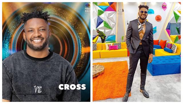 #BBNaija Cross evicted from the BBNaija Season 6 finale show