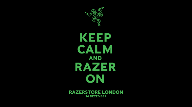 NEW GLOBAL FLAGSHIP RAZERSTORE TO OPEN IN LONDON