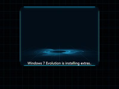 Windows 7 Evolution x64 November 2017 by KIRK