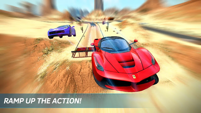 Asphalt Nitro MOD APK Unlimited Money
