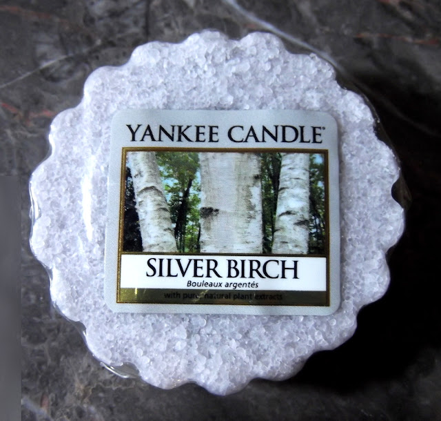 YANKEE CANDLE Tartelettes Silver Birch