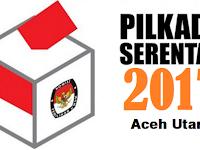 Nomor Urut Cabup di Aceh Utara 2017