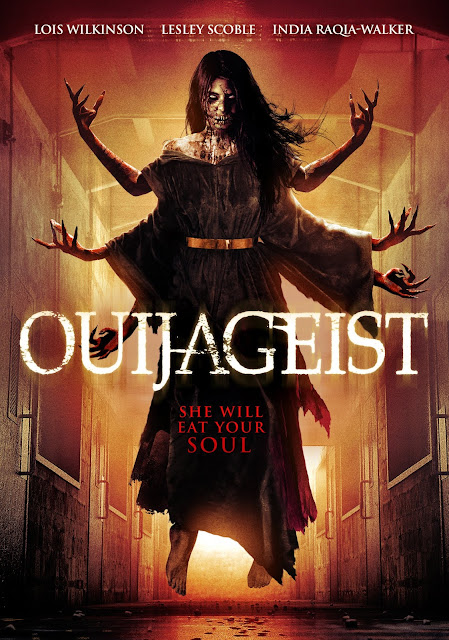 Ouijageist Poster