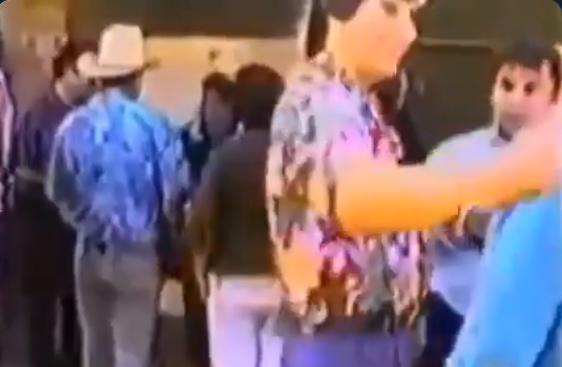 VIDEO.- Se viraliza grabación de fiesta familiar de Los Arellano Félix en la década de los 90´s al más puro estilo narco