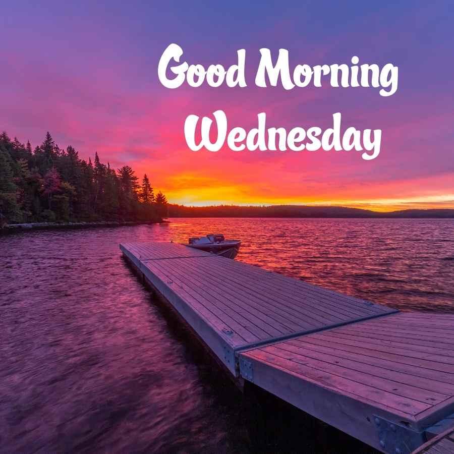 wednesday good morning wishes