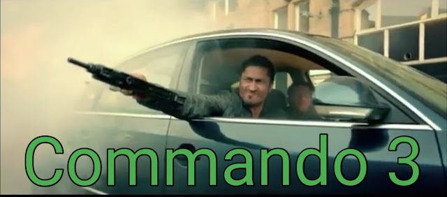 Commando 3 full movie review - review of commando 3 latest Bollywood movie