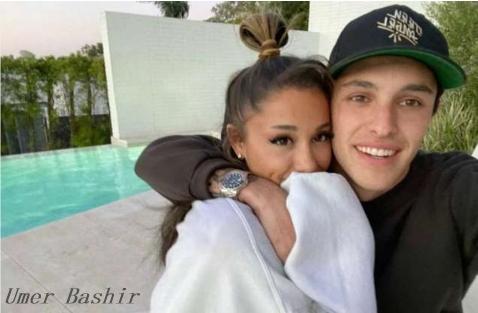 Ariana Grande makes Dalton Gomez romance Instagram official