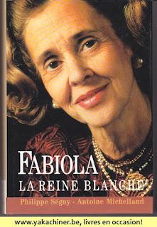 Séguy et Michelland, FABIOLA, La Reine Blanche, 1995