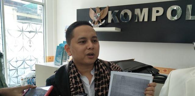 Kasus Ngabalin Jadi Perdata, Kuasa Hukum Bakomubin Laporkan Bareskrim ke Kompolnas