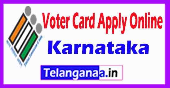 How to Apply Voter ID Card in Karnataka State Online Offline