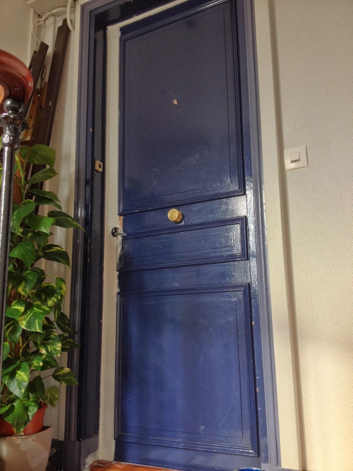 porte d'entrée ancienne