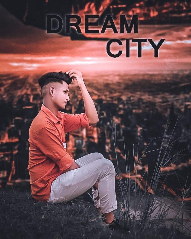 Snapseed Dream City Editing