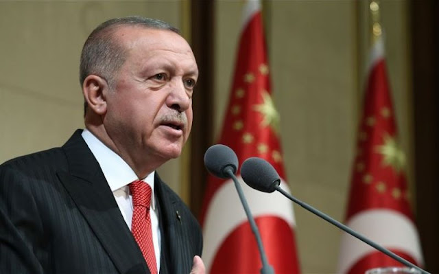 Ο απρόβλεπτος Ερντογάν και η μεγάλη «μάχη» της Ανατολικής Μεσογείου