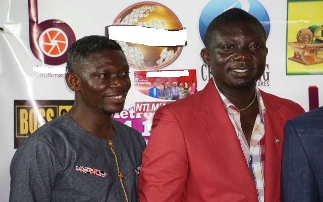 Agya Koo & Bill Asamoah fight over 'election money' [Video]
