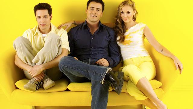 Joey 1.Sezon Tüm Bölümler - 2004 - Yabancı Dizi Tüm Bölümler Full İndir