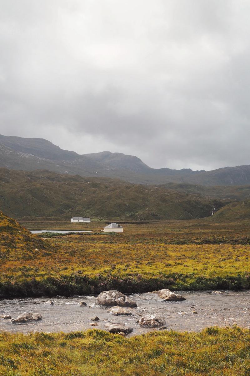La réserve naturelle de Beinn Eighe en Ecosse