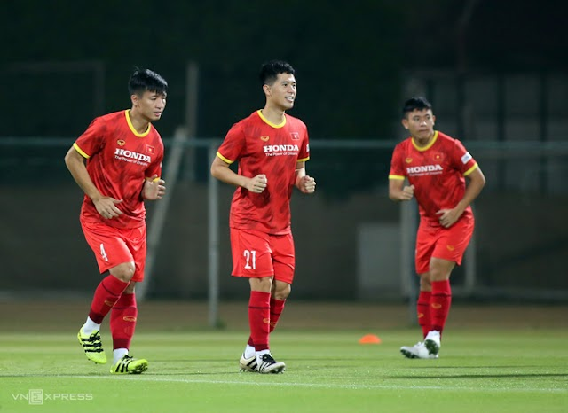HLV Park loại sáu cầu thủ trước trận Indonesia