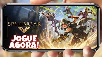 Spellbreak no celular