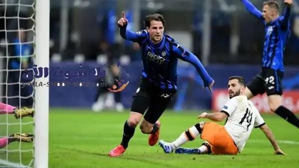 نتيجة مباراة انتر ميلا وخيتافي الدوري الاوربي ذهاب دور 16 اليوم