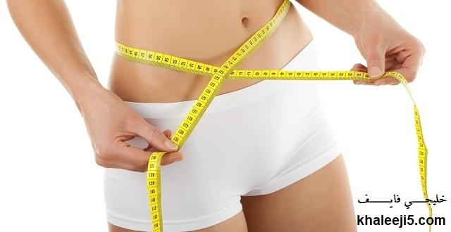 افضل رجيم اسبوعي ينقص من وزنك 6 كيلو جرام
