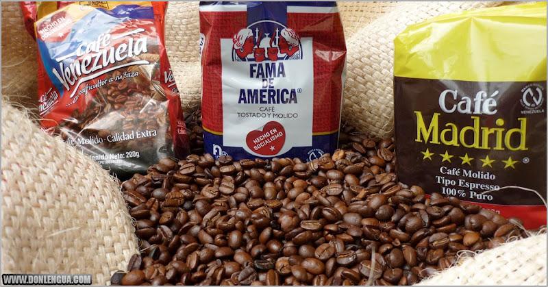 Un miserable kilo de café ya vale más de un millón de bolívares