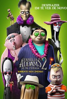 A Família Addams 2: Pé na Estrada Torrent - WEB-DL 1080p Legendado (2021)