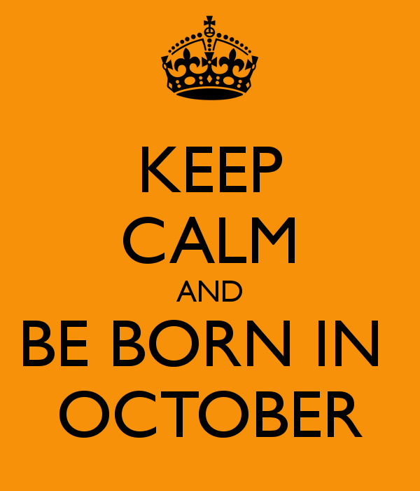 10 Interesting Facts Of People Born In October