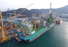 Petronas Floating LNG Facility