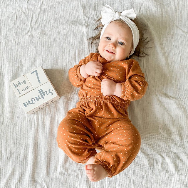 7-month baby picture