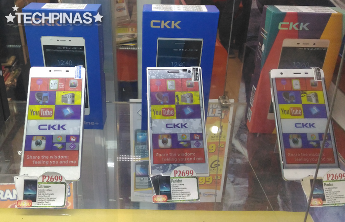CKK Mobile Android Smartphones