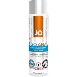 Anal H2O Warming Water Based Personal Lubricant