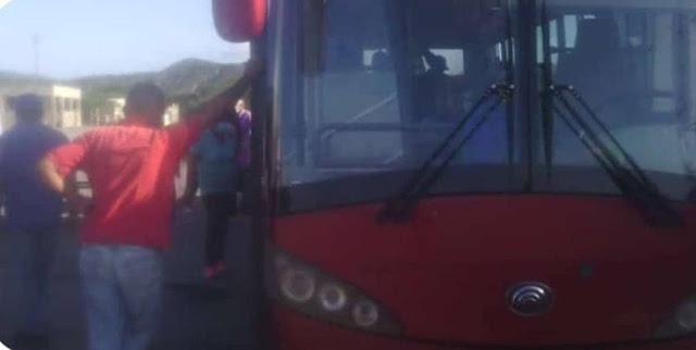PACIENTES RENALES DE CARORA SIGUEN PASANDO PENURIAS EN CARRETERA