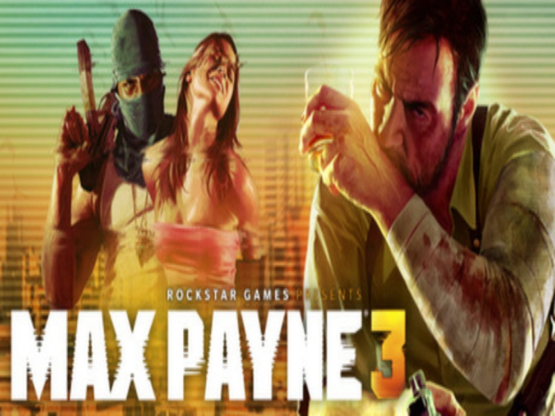 Download Max Payne 3 Game PC Free